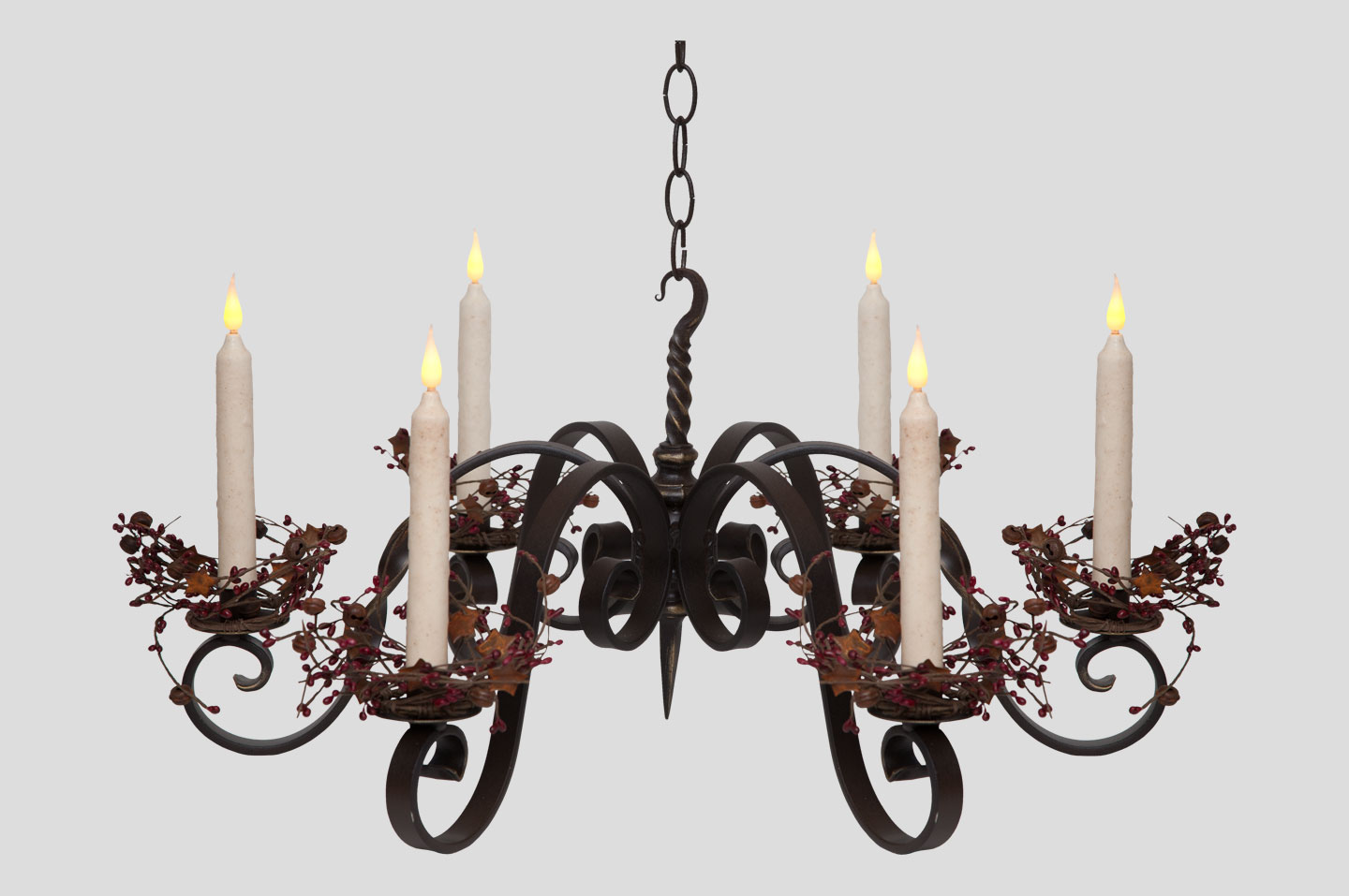 Chandeliers For Battery Operated Flameless Candles