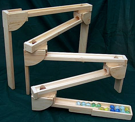 Croquet Sets Wooden Toys Train Sets Marble Rollers Runs Games
